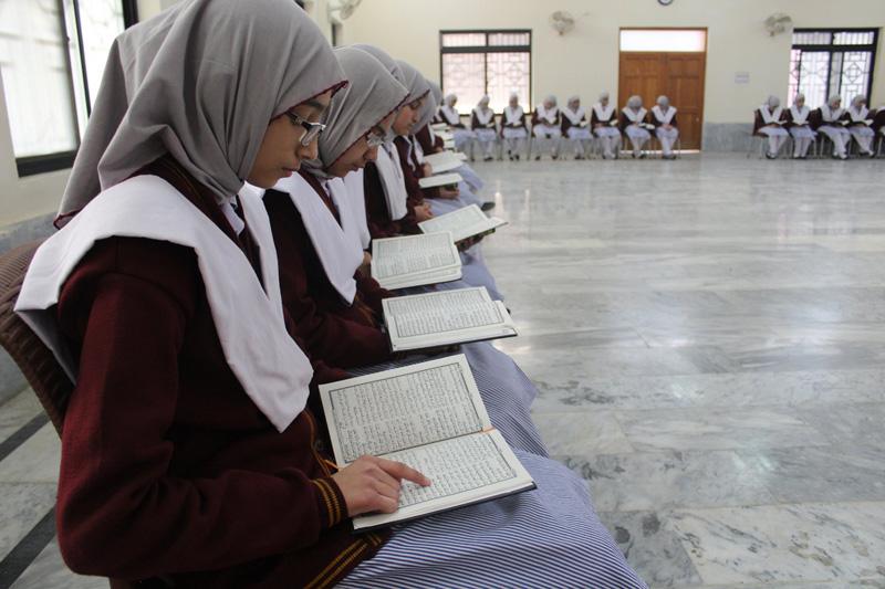 Girls Cadet College Mardan